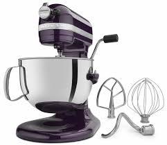 Kitchenaid Classic Mixer by Kitchenaid Pro 600 Mixer In Plum Berry Purple