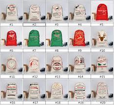 cotton candy bags wholesale 50 70cm christmas sacks wholesale christmas cotton candy gift bags