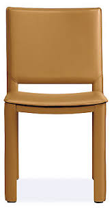 Madrid Leather Dining Chair Modern Dining Chairs Modern Dining - Room and board dining chairs