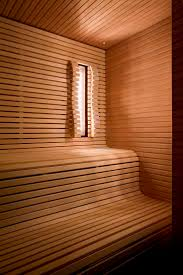 private sauna in the netherlands design piet boon realization
