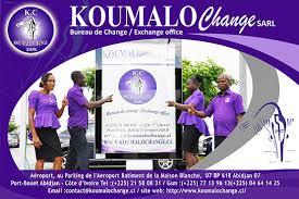 bureau de change dans le 95 bureau de change abidjan koumalo change