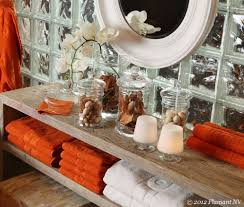 Flamant Home Interiors Flamant Bath Towel Home Mystic Orange Flamant Usa European