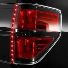 2000 F150 Tail Lights Ford F 150 Chrome Tail Light Bezels U0026 Covers U2014 Carid Com