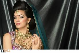 women hairstyle asian bridal hairstyle arpita makeoveromj