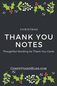 thanksgiving card wording christmas thank you card wording confetti u0026 bliss