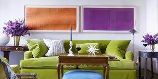 Green Living Room by Bedroom Colors Green And Purple Lime Green Furniture Colorful