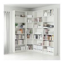 Narrow Billy Bookcase Billy Bookcase White Bookcase White Ikea Billy And Shelves