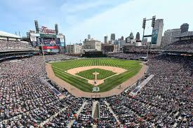 Fenway Park Seating Map Detroit Tigers Seating Chart Tigers Seat Chart View Comerica Park