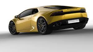 Lamborghini Huracan Coupe - lamborghini huracán lp 610 4 gets numerous updates for my2016