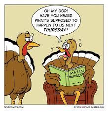 spud comics archive turkey prophecies
