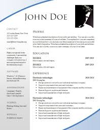 attractive resume templates attractive resume templates free resumes tips