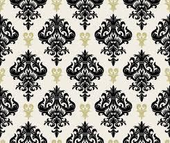 floral wallpaper u2014 stock vector sanyal 2031023