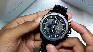 Jam Tangan Alexandre Christie Cowok jam tangan cowok alexandre christie mens watches ac 6410 original