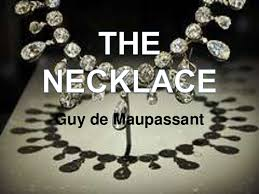her story necklace images The necklace by guy de maupassant jpg