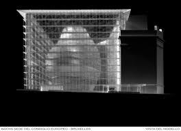 consiglio dei ministri europeo prestigiosa affermazione dell architettura italiana concorso