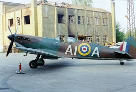 film blue world the battle of britain the making of the movie spitfires