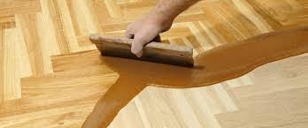 parquet floor oils and stains