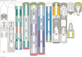 deck plans com oceania riviera deck plans diagrams pictures