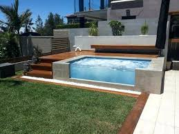 Above Ground Pool Patio Ideas Above Ground Pool Landscaping Ideas On A Budget Above Ground Pool