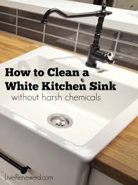 How To Clean The Kitchen Sink Kitchen Sink2 E1444251559699 Jpg
