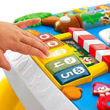 fisher price around the town learning table laugh learn around the town learning table