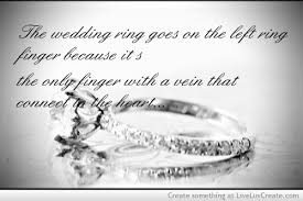 wedding quotes ring wedding ring quotes like success