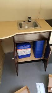 travel trailer water pump quick and dirty sprinter rv van conversion