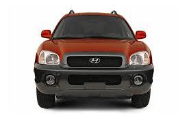 2011 hyundai santa fe gas mileage 2002 hyundai santa fe overview cars com