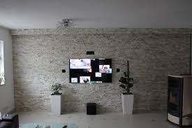 naturstein wohnzimmer steinwände wohnzimmer kosten arkimco