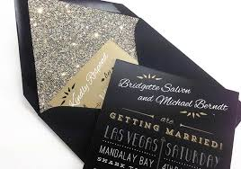black and gold wedding invitations gold black and white wedding invitations