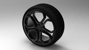lamborghini aventador wheels lamborghini aventador wheel stl iges solidworks 3d cad