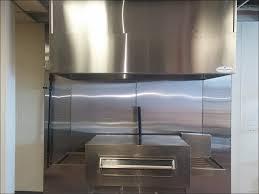 kitchen ductless island range hood kitchen exhaust system gas