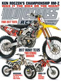 motocross action magazine motocross action magazine have you seen the new mxa jam packed