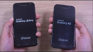 samsung galaxy j5 pro 2017 vs galaxy a5 2017 speed test