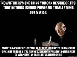 Meme Generator Patrick - helicopter memes patrick stewart apache helicopter meme