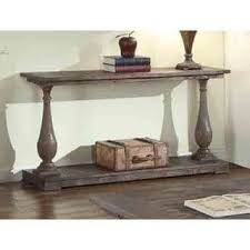 Overstock Sofa Table best master furniture rustic sofa table free shipping today