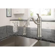 kitchen bar faucets touch kitchen faucet delta combined polished