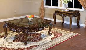 matching coffee table and end tables 10 inspirations of solid marble top coffee table sets living room