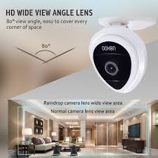 amazon com mini ip camera uokoo home wifi wireless security