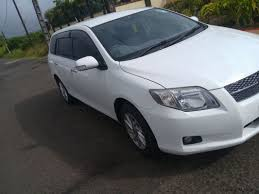 used toyota corolla axio fielder 2007 corolla axio fielder for