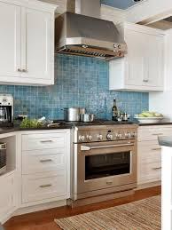 Blue Backsplash Tile by 142 Best Kitchen Backsplash Images On Pinterest Kitchen