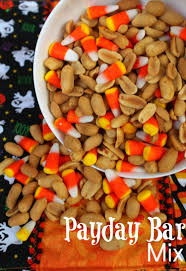 halloween candy meme super easy mock payday bar mix day by day in our world