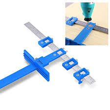 kitchen cabinet door hardware jig buy qearliz cabinet hardware jig adjustable punch locator