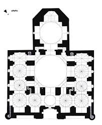 floor plan of mosque tabriz x monuments x 1 the blue mosque encyclopaedia iranica