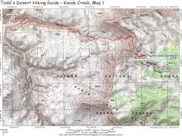 Stars Hollow Map Kanab Creek