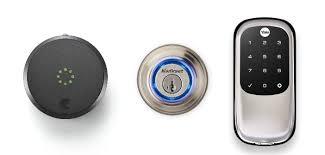 best smart home locks for 2017