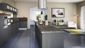 idee d馗o cuisine cuisine bois et noir noir simple exciting blanche best 6 cuisine
