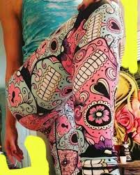 the 15 best skull shirts leggings and sports bras for your