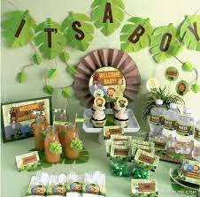 jungle themed baby shower exciting safari themed baby shower ideas 66 for your best baby