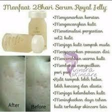 Serum Royal Jelly Jafra Terbaru spek harga jafra royal jelly lift concentrate 7vial free